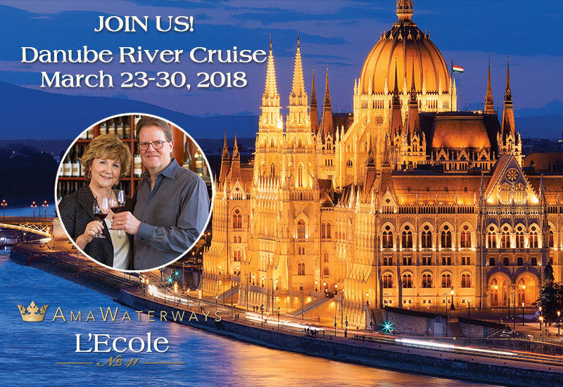 Danube River Cruise March 23-30, 2018