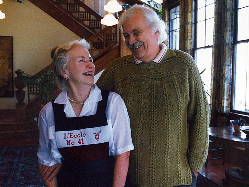 Founders Jean & Baker Ferguson