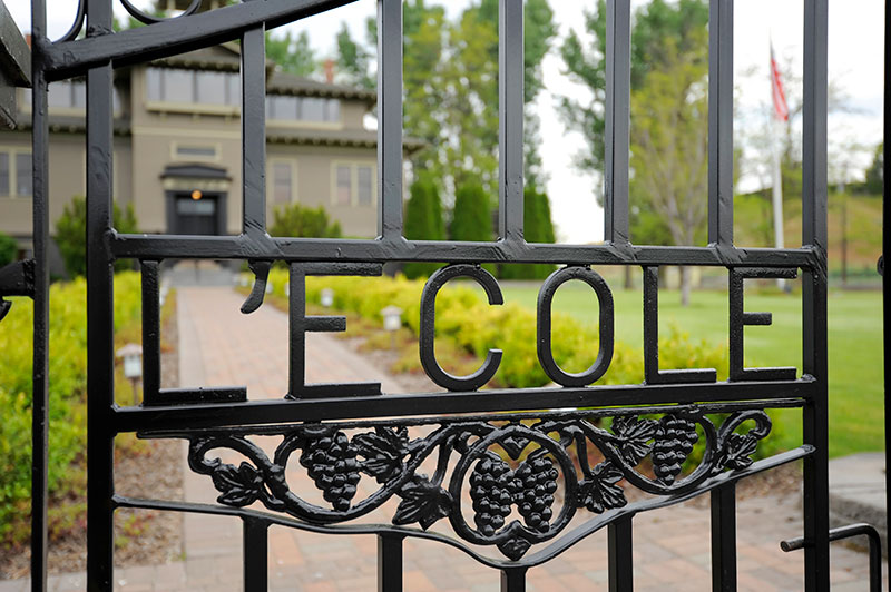 L'Ecole Front Gate