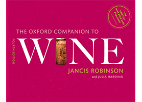 The Oxford Companion to Wine logo