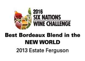 Six Nations Wine Challenge logo