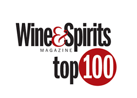 Wine & Spirits Top 100 Wines logo