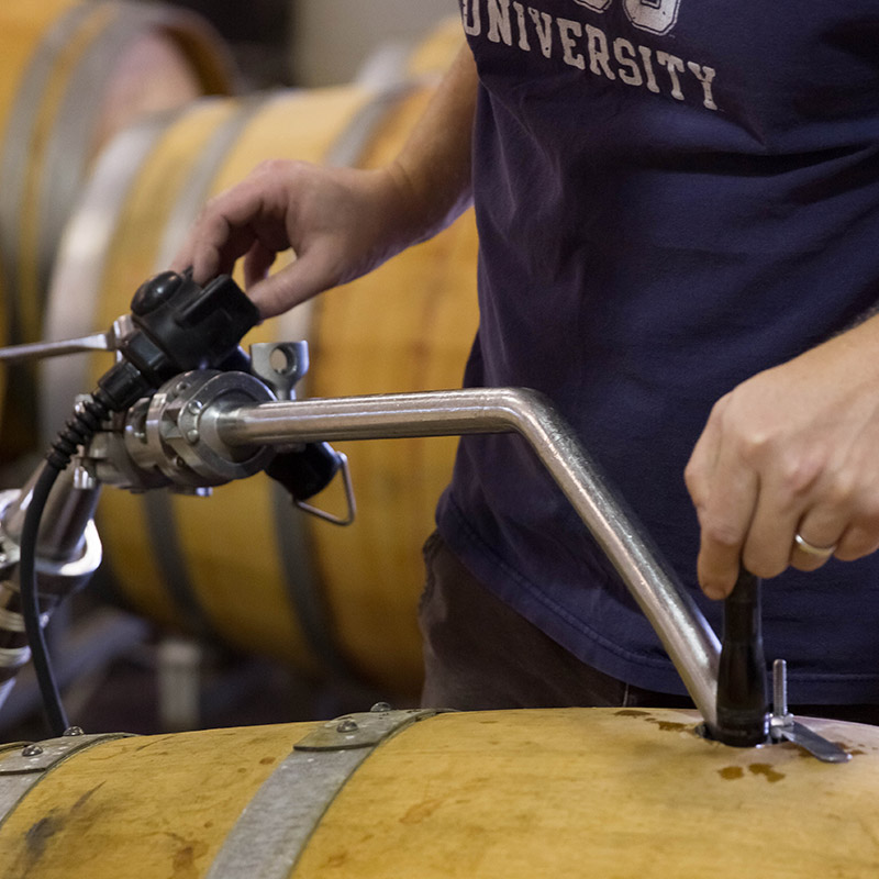 Winemaking Barrel