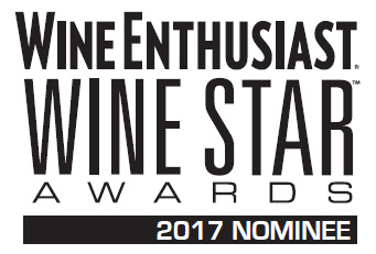 Wine Enthusiast Winery of the Year Nomination 2017