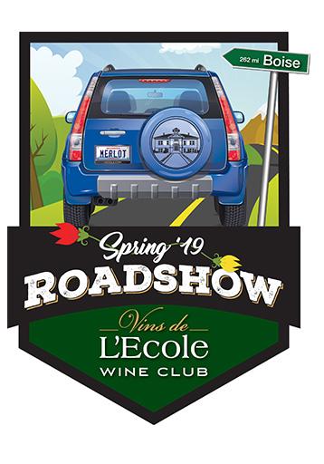 Vins de L'Ecole Wine Club Celebration - Boise