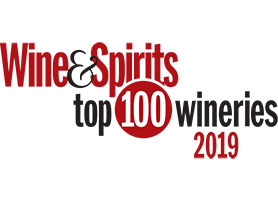 Wine & Spirits top 100 wine awards logo