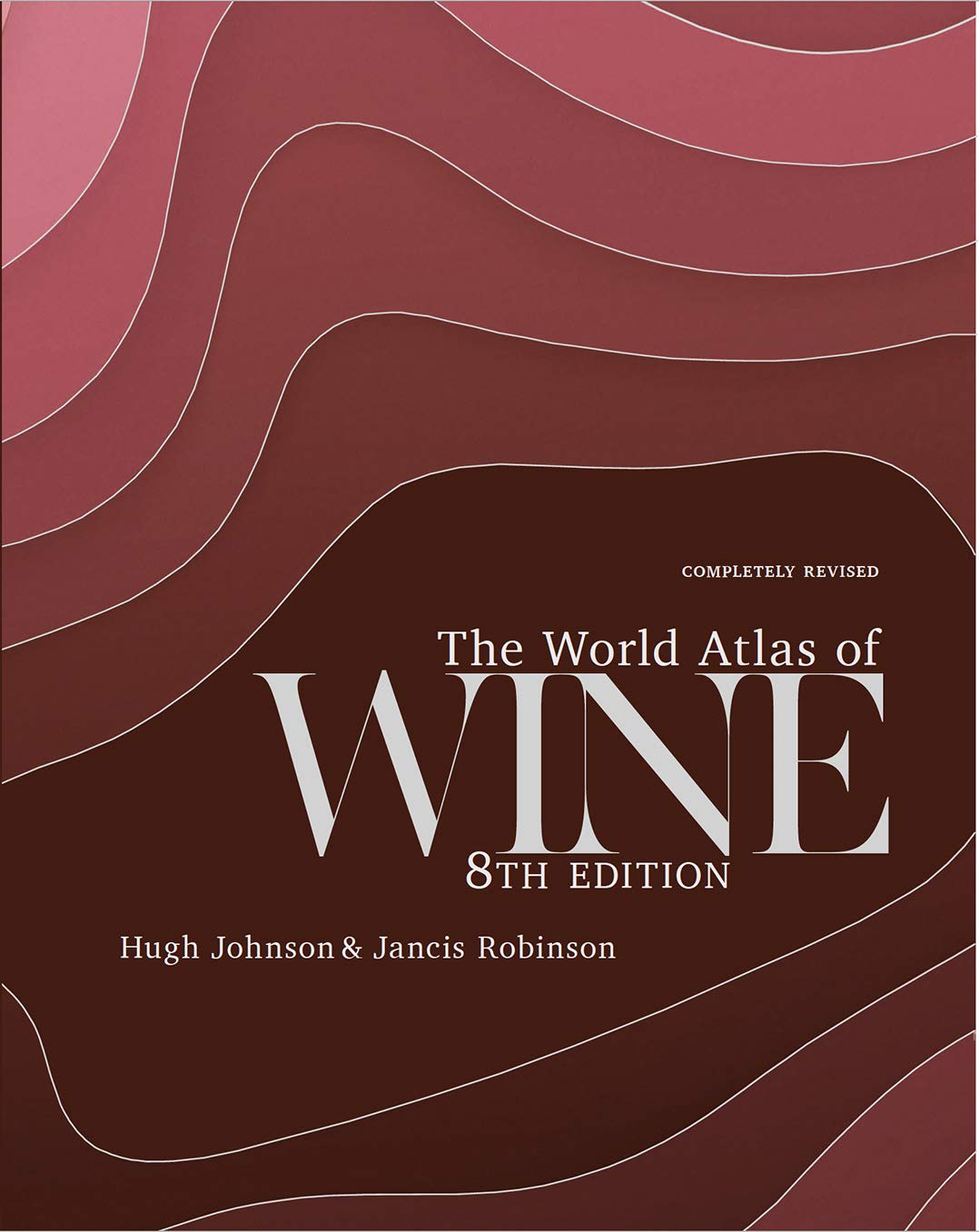 The World Atlas of Wine 8th edition - cover