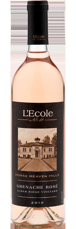 2019 Grenache Rose Bottle Image