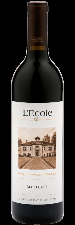 Bottle Image: 2017 Merlot Estate, Walla Walla Valley