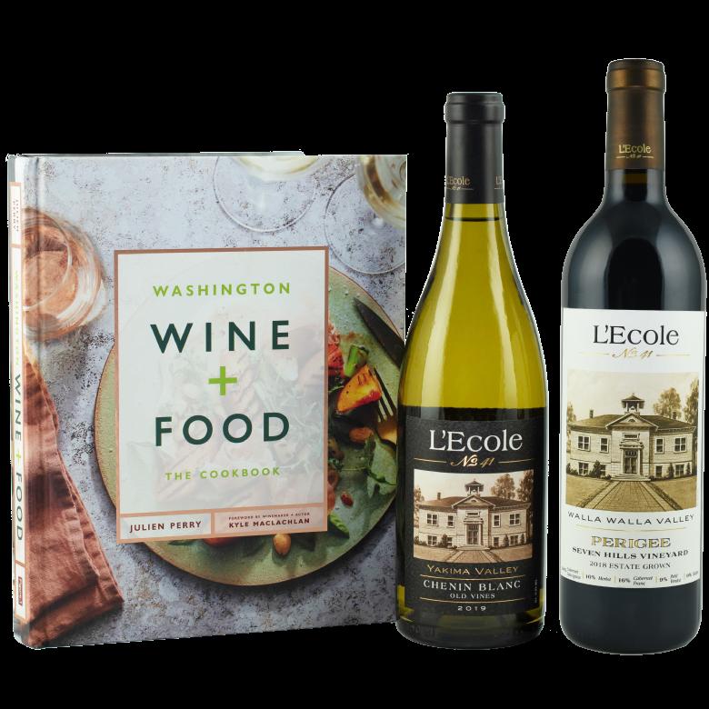 WA Wine & Food Cookbook