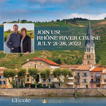 Rhone Cruise 2022