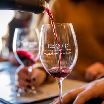 L'Ecole wine
