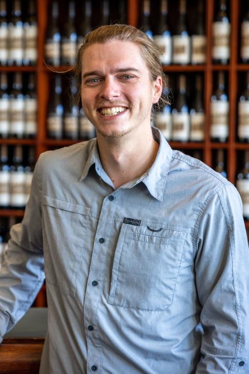 Collin DeLong - Associate Winemaker