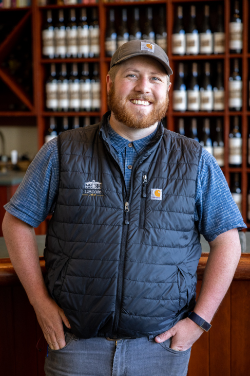 Tyler Morrison - Assistant Winemaker